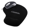 Canyon CNR-MSPACK2 Black USB+PS/2