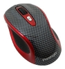 Prestigio Bluetooth Mouse 3D3B Black-Red USB