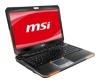 MSI GX680 (Core i5 2410M 2300 Mhz/15.6