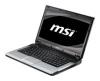 MSI CR420 (Core i3 330M 2130 Mhz/14