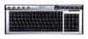 CBR KB 305M Silver-Black USB