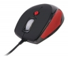 Prestigio PMSG3 Red-Black USB