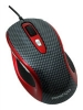 Prestigio PKB04R Black-Red USB