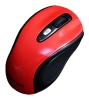 Prestigio PJ-MSL2WR Red-Black USB
